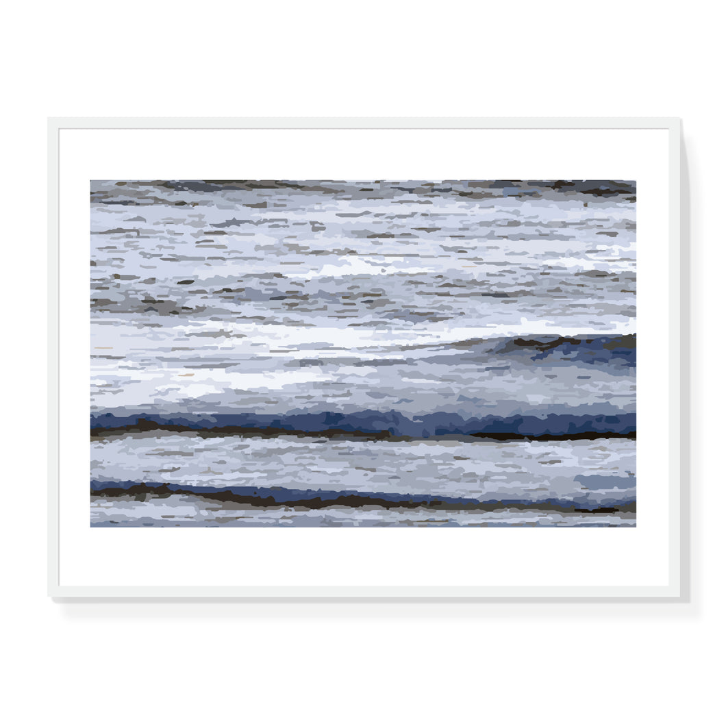 Ocean Abstraction #4 Limited Edition