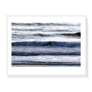 Ocean Abstraction #5 Limited Edition