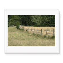 Load image into Gallery viewer, Fenced Field Limited Edition Print
