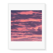 Load image into Gallery viewer, Purple Clouds Limited Edition Print