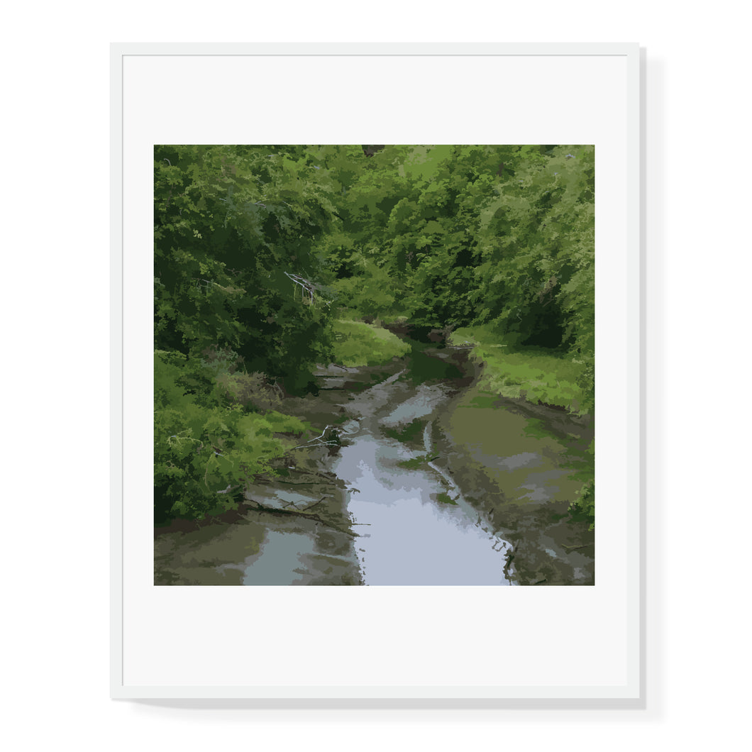 River's Edge Limited Edition Print