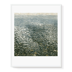 Ripples in Sound Water Limited Edition Print