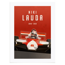 Load image into Gallery viewer, Niki Lauda