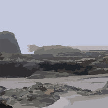 Load image into Gallery viewer, Limited Edition Coastal Beach - Left