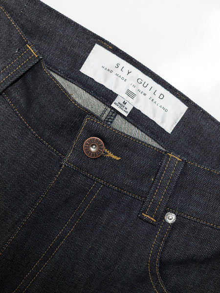 New Zealand Made Denim Jeans
