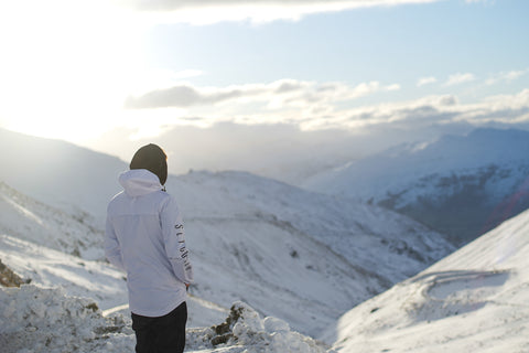 Harry Pettit Viewing at Remarkables Ski Field NZ
