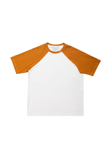 Burnt Orange Raglan T-shirt