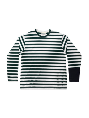 Forrest Ivy Stripe Long Sleeve