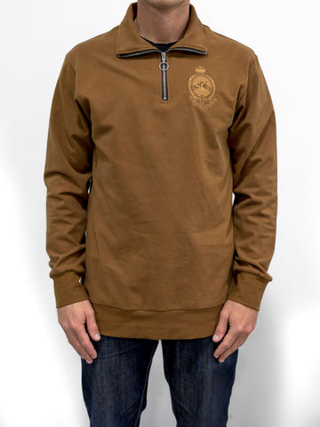 Sly Guild 1/4 Zip Pull Over