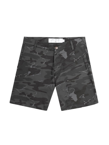 Steel Camo Port Short