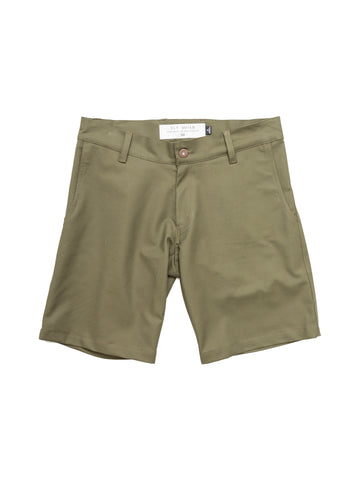 Khaki Green Port Short