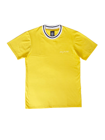 Yellow Signature Sport Tee
