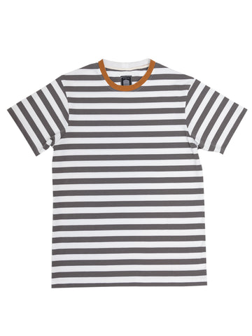 Steel Standard Stripe T-Shirt