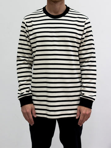 Sly Guild French Stripe Longsleeve Tee