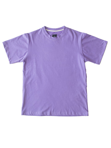 Lilac Washed Workers T-shirt
