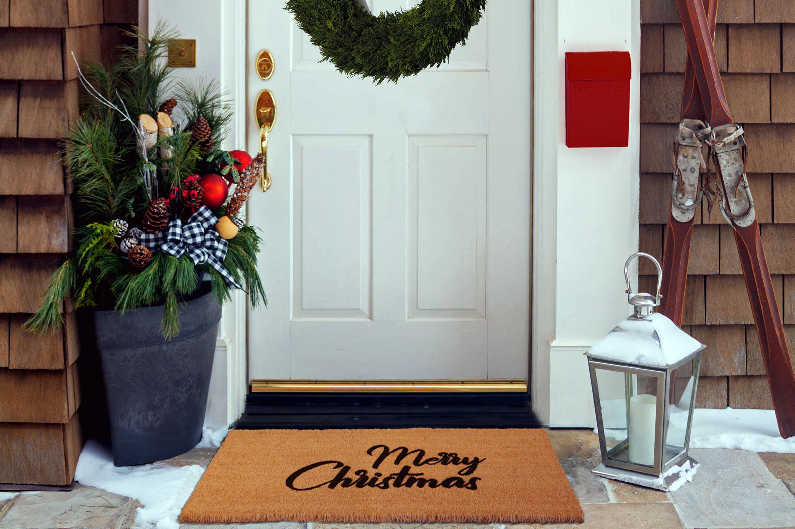 Best Front Porch Holiday Decorating Ideas
