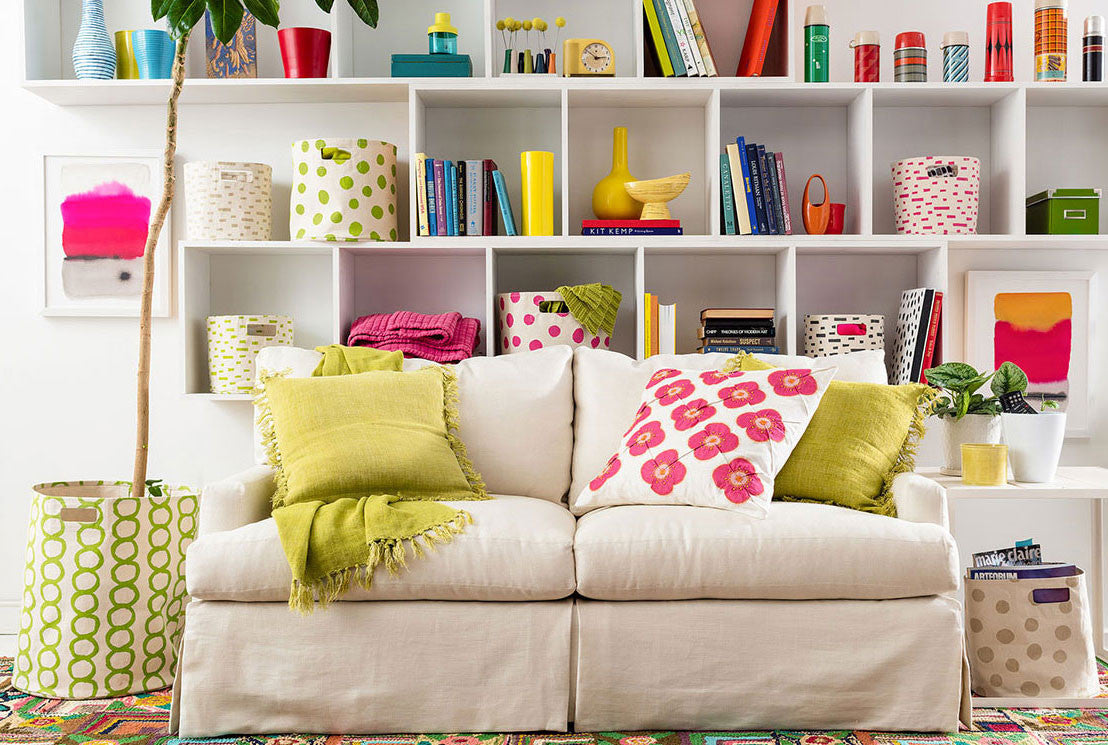 Tips to Declutter your Home and get Organized for the Spring