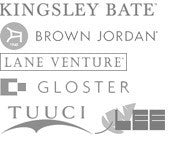 Brown Jordan, Lane Venture, Kingsley-Bate, Gloster, Lee and Tuuci products are available at Hauser