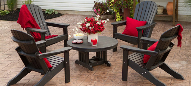 Adirondack High Quality Outdoor And Casual Furniture