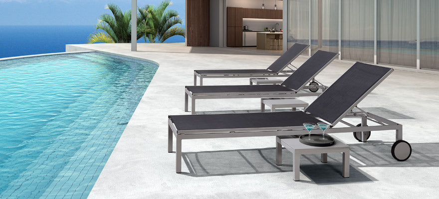 Hauser Chaise Lounges Are Perfect For Relaxing In Your Backyard, Patio Or  Cottage. We Offer A Wide Range Of Custom Tailored Fabrics, Materials, And  Finishes ...