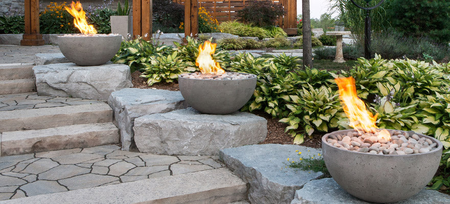 Outdoor Fire Pits And Fireside Tables Add Classic Ambiance To Any Outdoor  Garden, Patio Or Cottage, And Warmth To Extend The Patio Season.