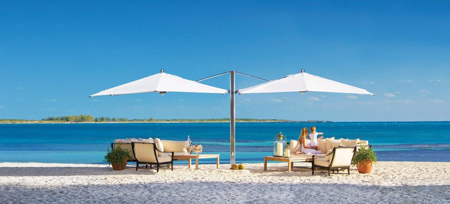 Patio Umbrellas, Pergolas And Shade Pavilions Make An Excellent Addition To  Any Deck Or Patio. Available In Many Styles, Sizes And Fabric Selections.