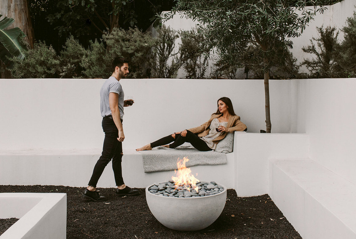 Hauser Firepit Giveaway
