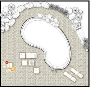 patio planning by hauser