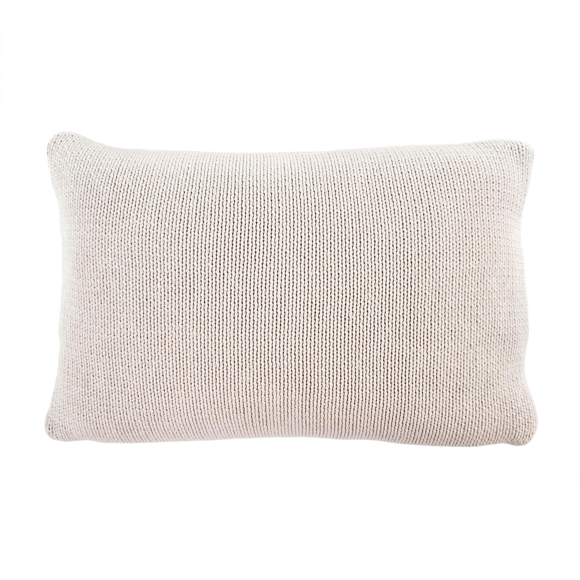 Mocha Cotton Pillow