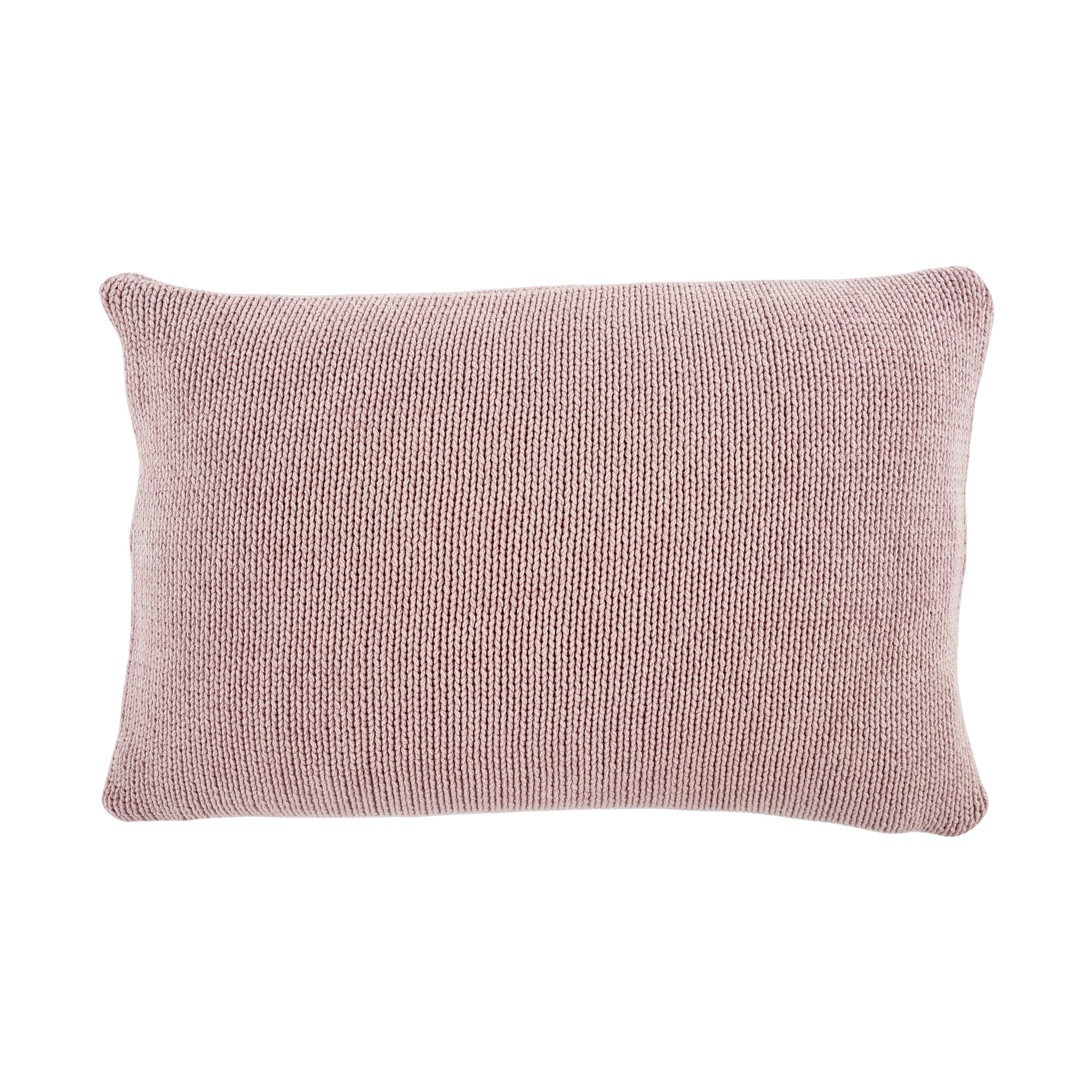 Lilac Cotton Pillow