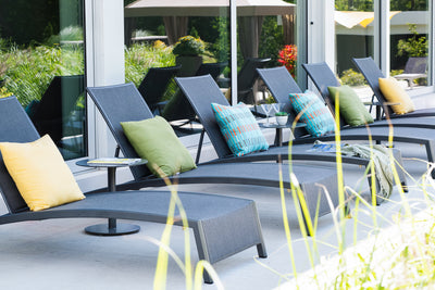 Terrace Chaise Lounge