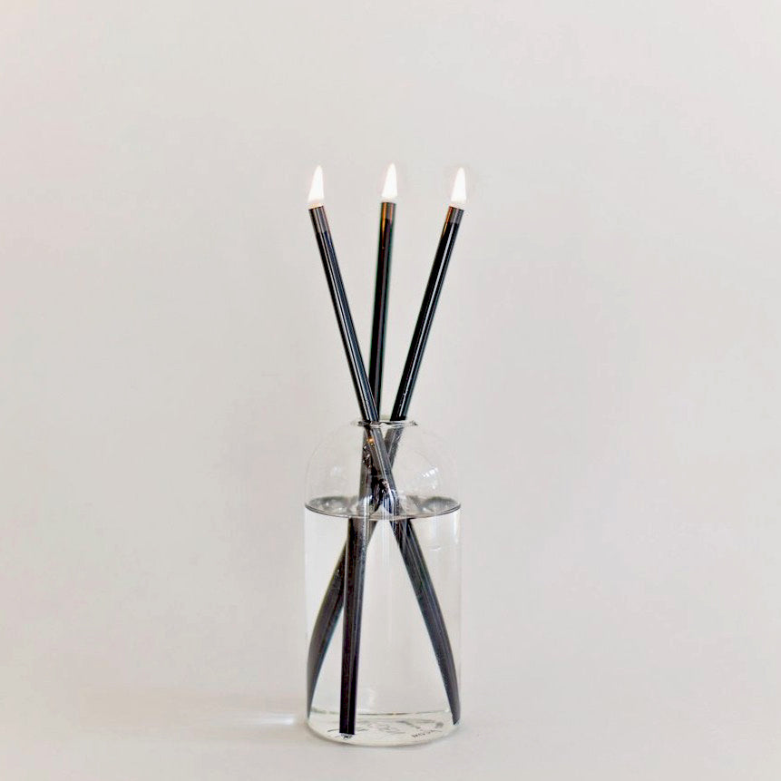 Everlasting Candle Kit - Black