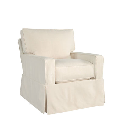 Mod Slipcover Chair
