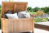 Teak Cushion Box
