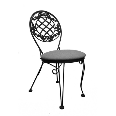 Rose Cast Dining Chair