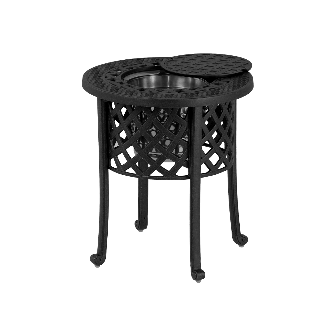Manor Ice Bucket End Table