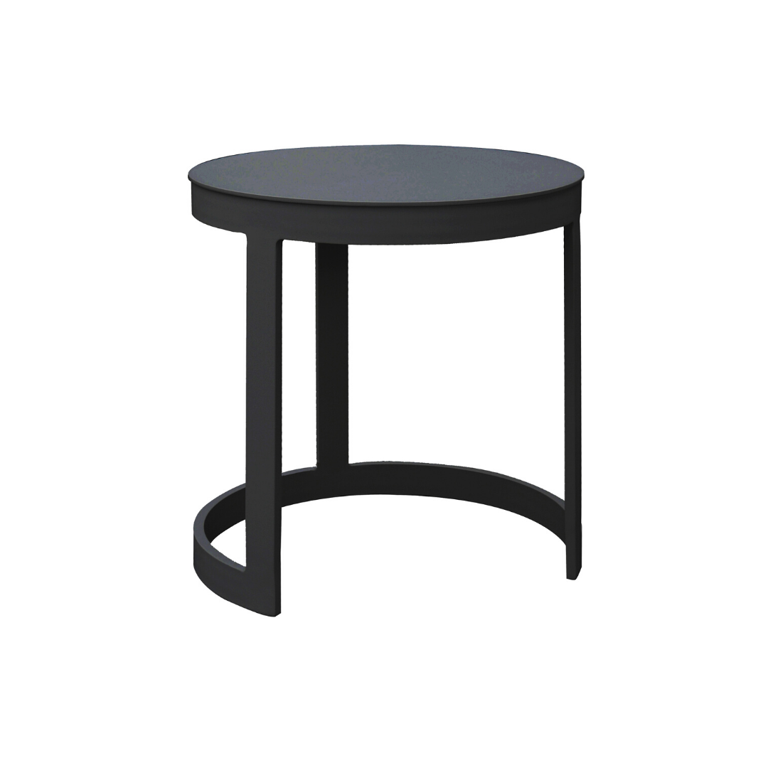 Barrel End Table - Small