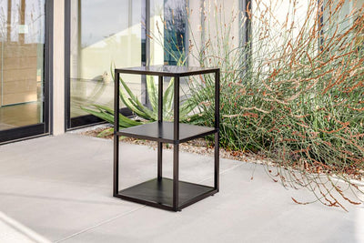 Stainless Outdoor Square Counter