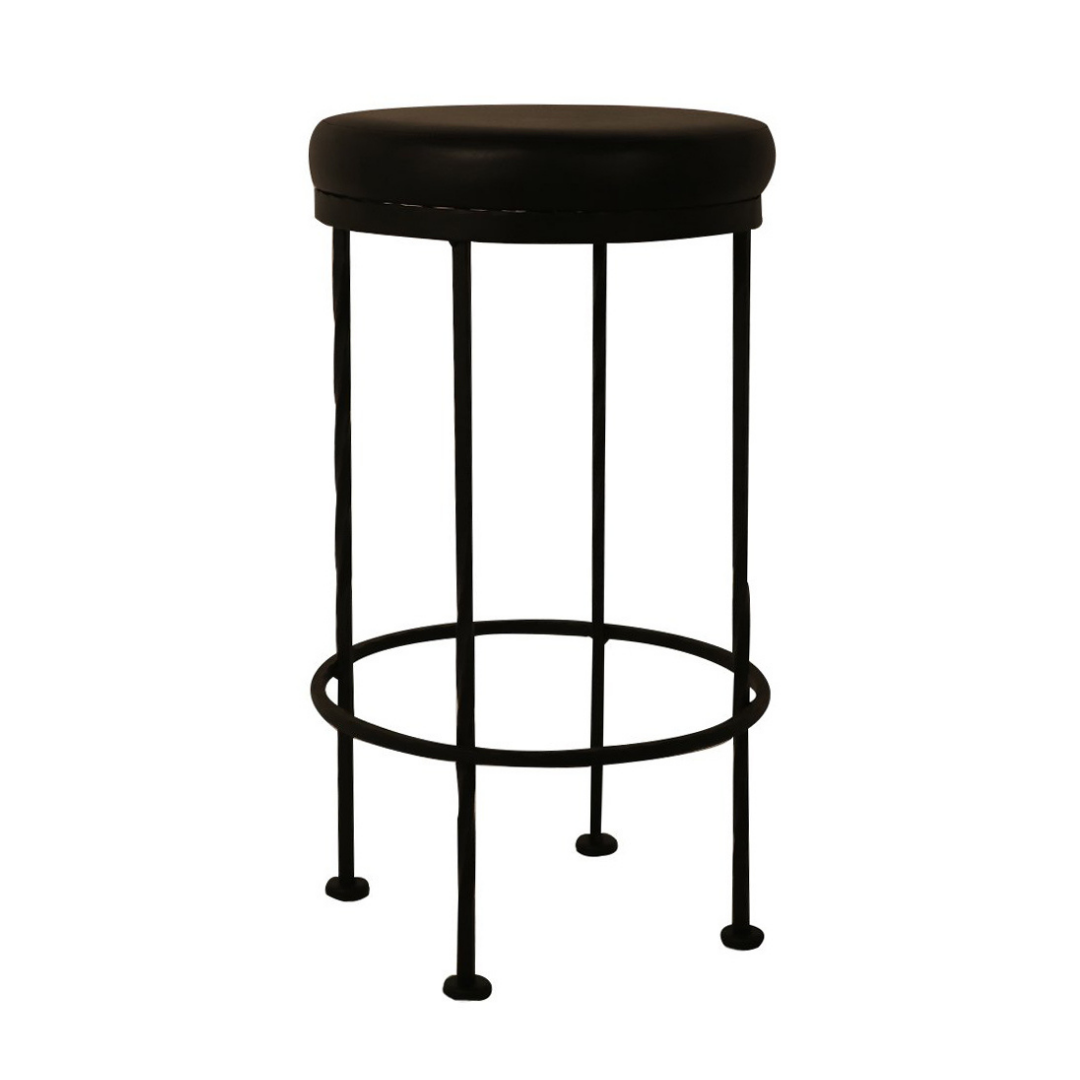 Old World Round Stools