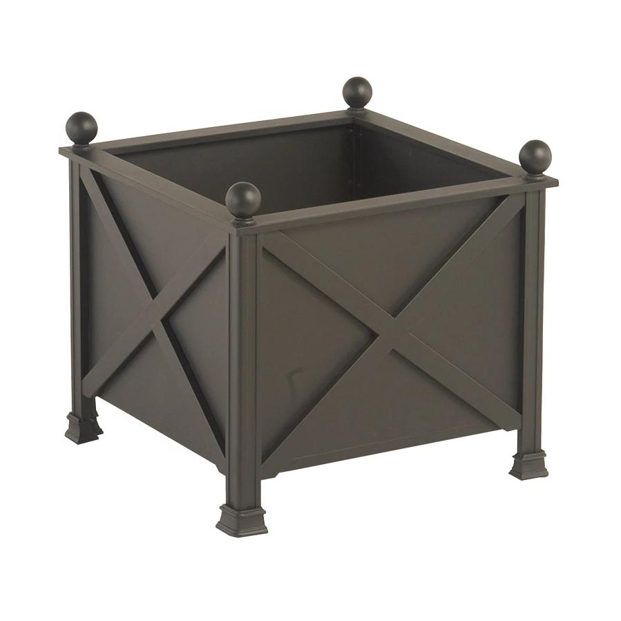 Cast Aluminum Planter HS6115