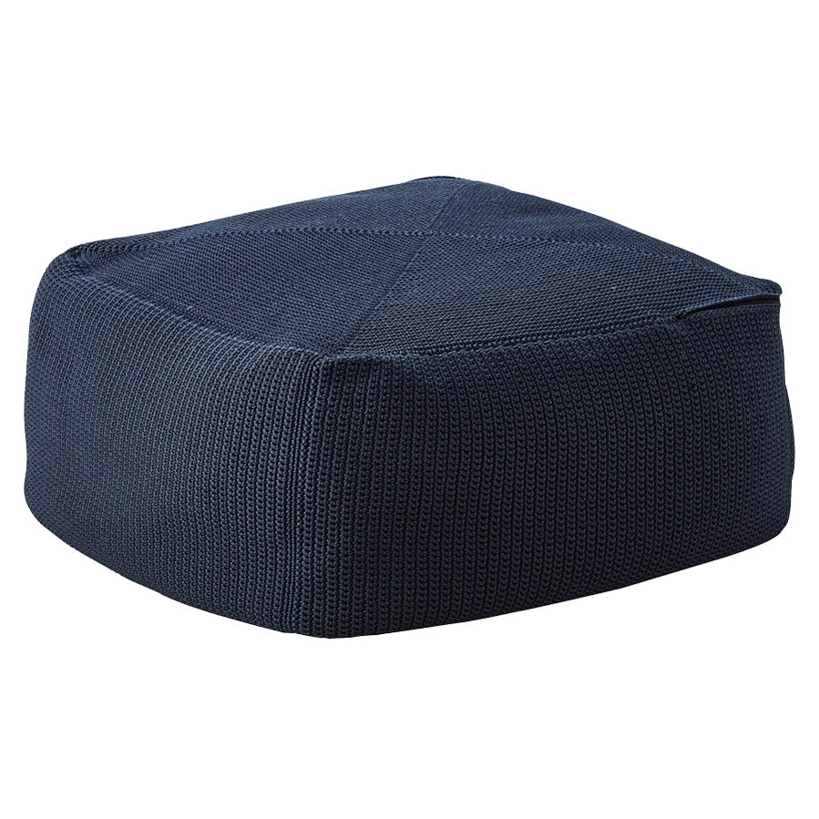 Divine Footstool Blue -  Indoor/Outdoor