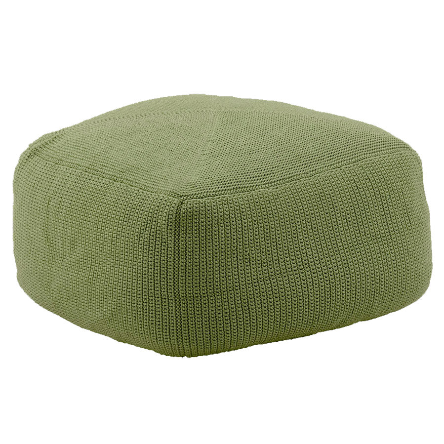 Divine Footstool Olive Green -  Indoor/Outdoor