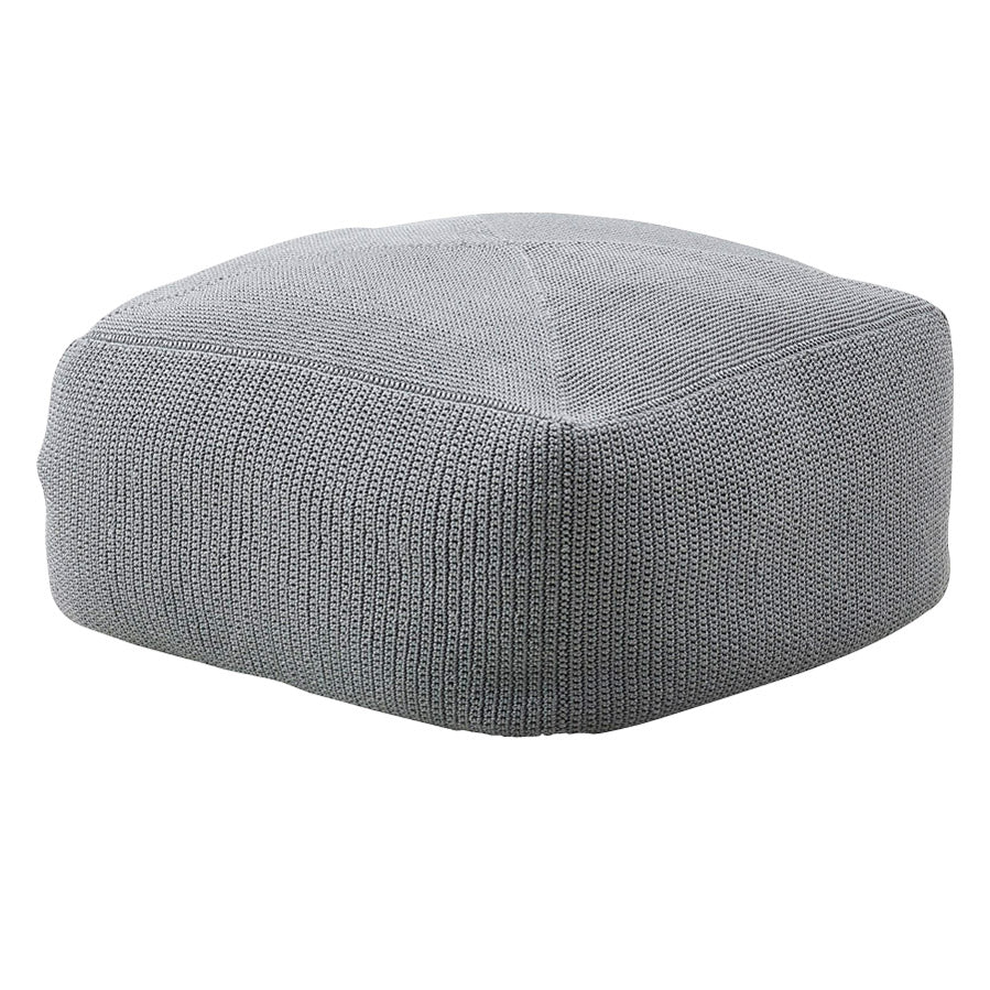 Divine Footstool Grey -  Indoor/Outdoor