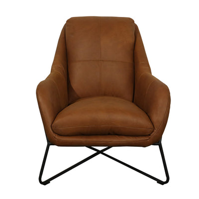 Link Leather Lounge Chair