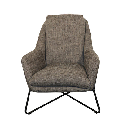 Link Lounge Chair - Grey