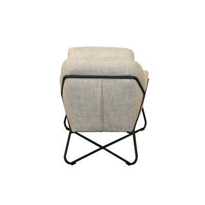 Link Lounge Chair - Natural