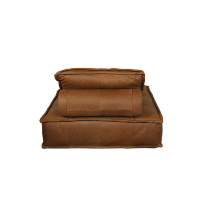 Brio Lounge Chair - Leather
