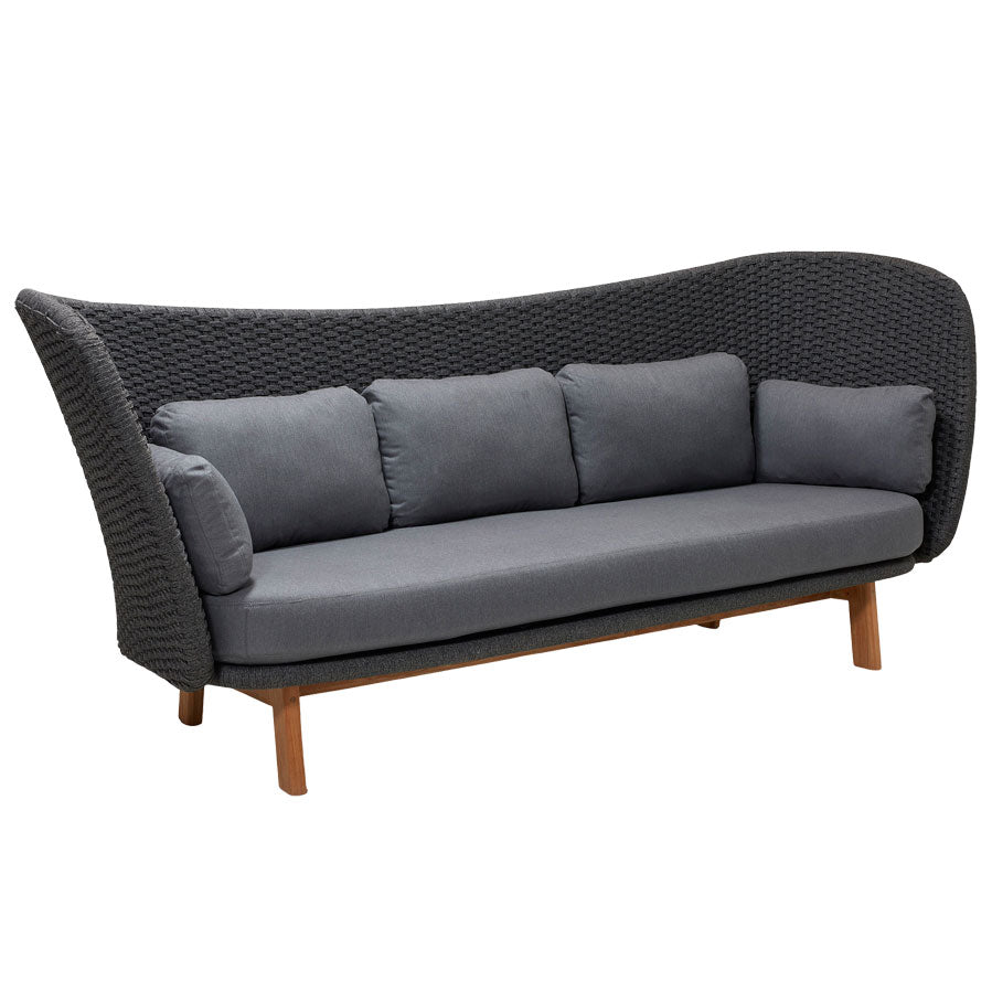 Peacock Sofa 3-Seater