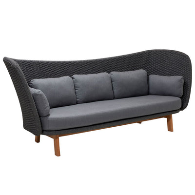 Peacock Highback Sofa