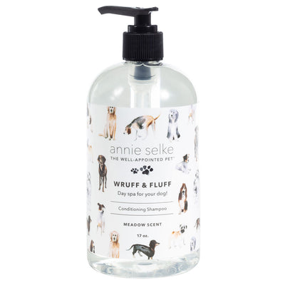 Wruff & Fluff Meadow Conditioning Shampoo